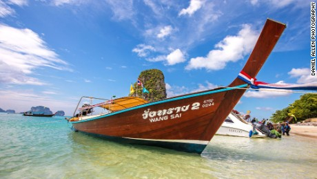Kings of Krabi: Thailand's long-tail boat builders keep tourism afloat