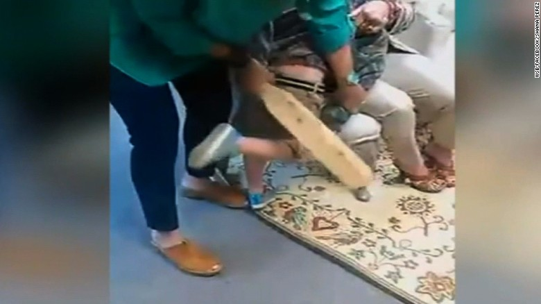 Paddling video sparks corporal punishment discussion