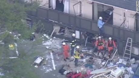7 magnitude earthquake japan kyushu natalie allen beeper_00012903