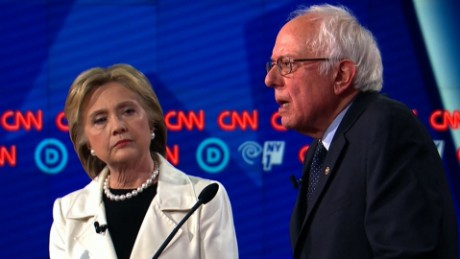 Sanders campaign accuses Clinton of shady fundraising