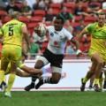 Fiji's Kitione Taliga Rugby Sevens