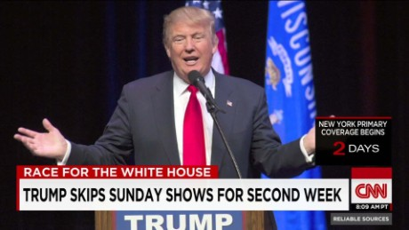 Trump skips Sunday shows_00004530
