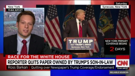 Reporter quits paper owned by Trump's son-in-law_00005530