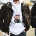 Leicester manager Claudio Ranieri tee shirt