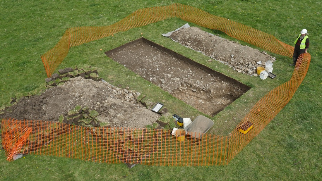 It is believed the three-story villa, with a footprint of at least 50 meters by 50 meters, would have belonged to a wealthy and powerful family. Archaeologists have compared it in scale and significance to Chedworth, a Roman villa discovered in 1864.