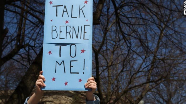 Will Clinton County 'feel the Bern' in 2016?