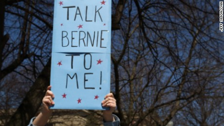 Will Clinton County 'feel the Bern' in 2016?