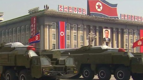 North Korea launches missile from submarine