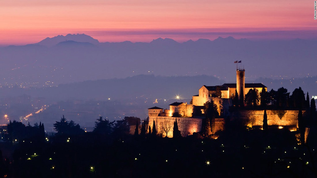 """For centuries Brescia<a href=""""http://www.turismobrescia.it"""" target=""""_blank""""> </a>was a Celtic settlement, until Romans conquered it in the first century AD and turned it into a little Rome, naming it Brixia."""