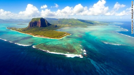 TripAdvisor called Mauritius one of the world's top 10 islands.