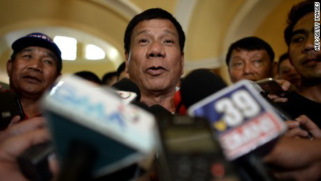 Philippine President's shocking attack on U.S. ambassador -- and democracy