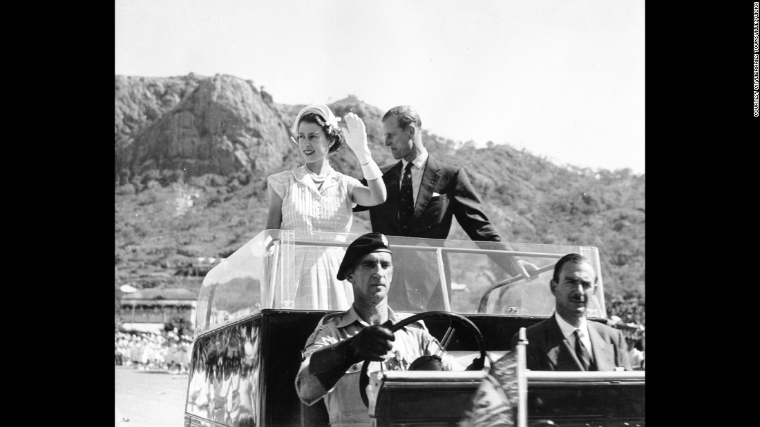"""Her Majesty toured the Commonwealth in 1953 aboard a bespoke Land Rover supplied by the company. The """"State Review""""  vehicle traveled on a 71,000 kilometer (44,000 mile) journey which lasted six months."""