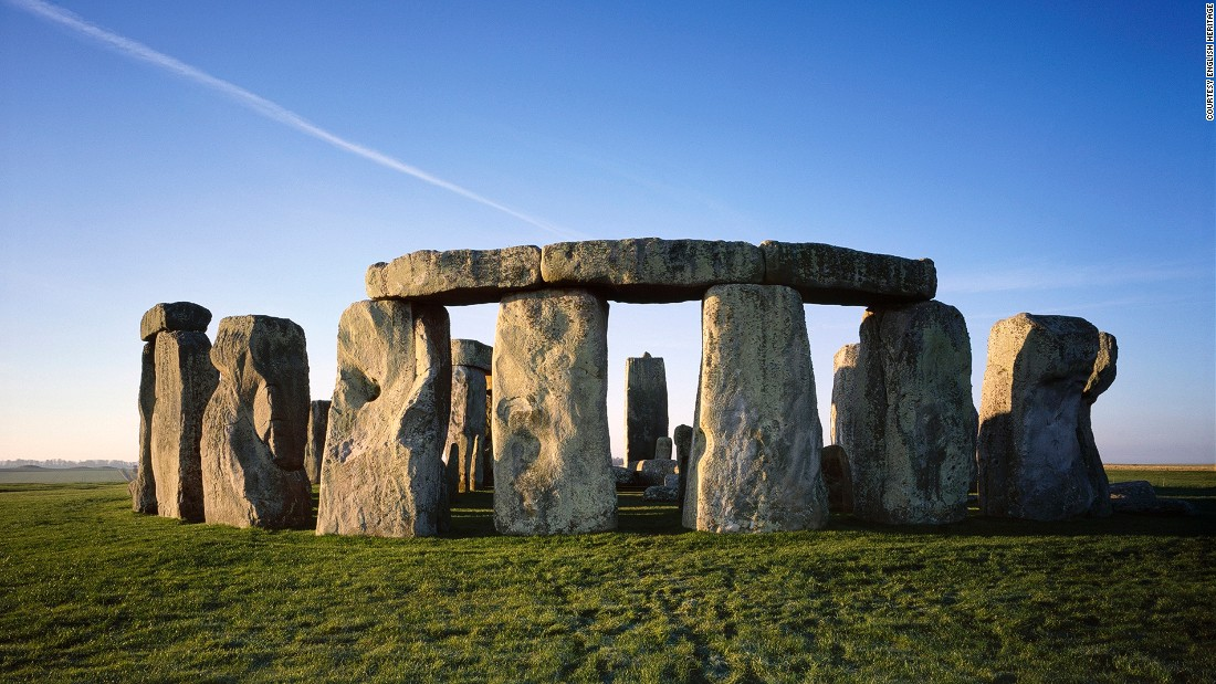 <strong>Stonehenge, England: </strong>It's believed that this prehistoric stone circle could have been built as much as 5,000 years ago and construction may have spanned over 1,500 years. The method by which the giant stones were transported here is still a mystery.