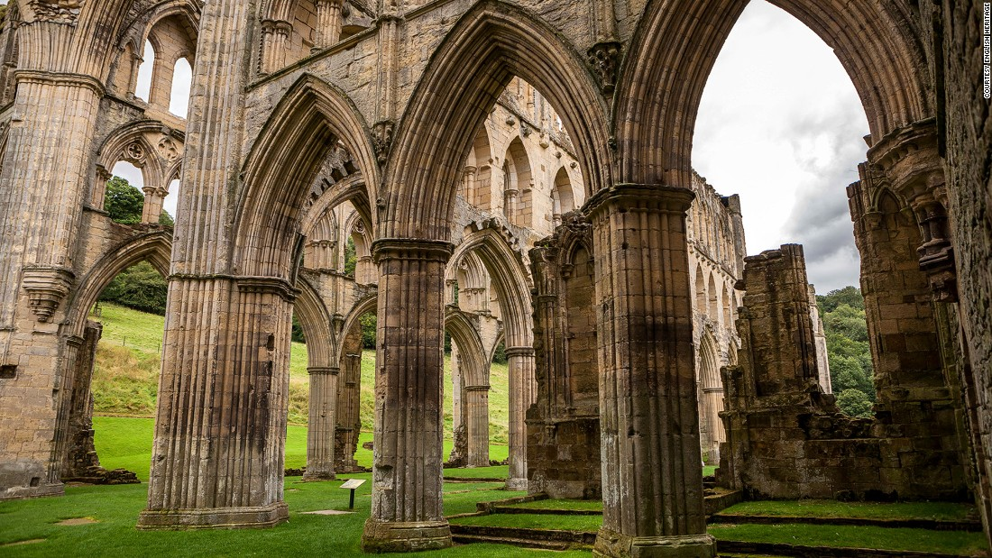 "Back in the 12th century, to visitors in mid-2016. <a href=""http://www.english-heritage.org.uk/visit/places/rievaulx-abbey/"" target=""_blank"">Rievaulx Abbey</a> was one of the largest and wealthiest monasteries in England. A brand new museum, a shop and a tearoom will be open to visitors in mid-2016."