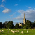 Beautiful England 5 Salisbury Cathedral Wiltshire