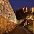 Beautiful England 34 York City Wall