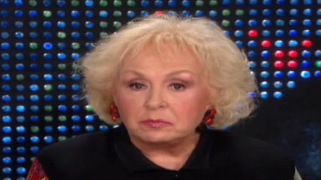 doris roberts peter boyle death sot 2006 larry king live_00002805