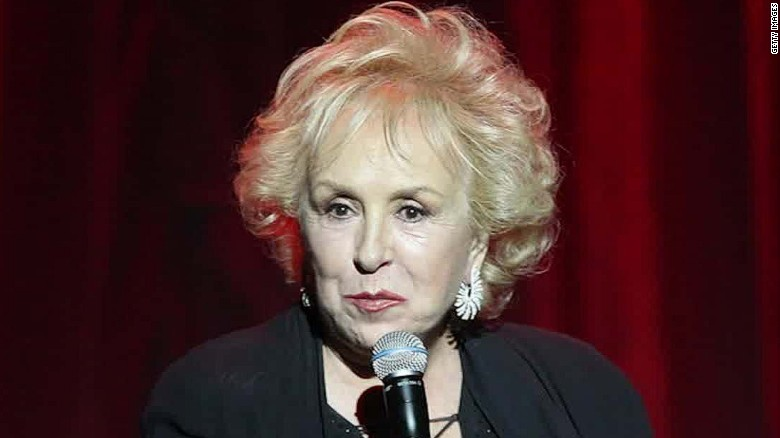 Doris Roberts, mom on 'Everybody Loves Raymond,' dies