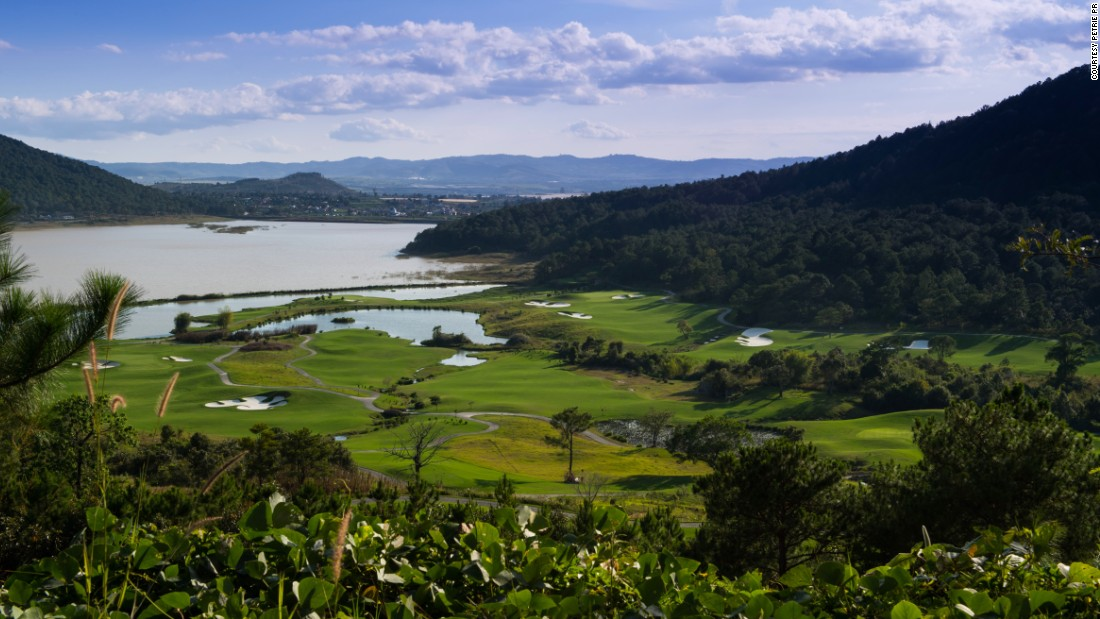 "In Vietnam's South Central Highlands, Dalat is known as ""the city of eternal spring."""