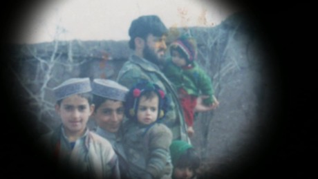Afghan boy's journey to escape becoming a Taliban fighter