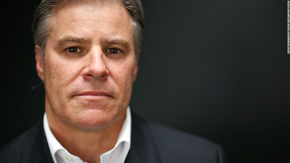 Now CEO of World Rugby, Gosper believes the sport is facing its biggest year.