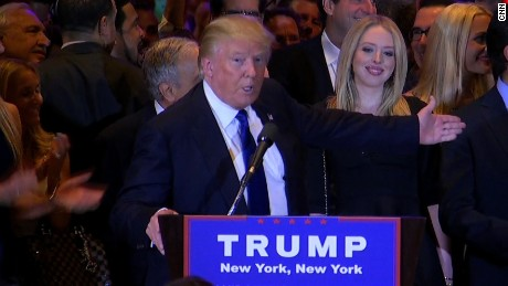 Trump's big win: Now what?