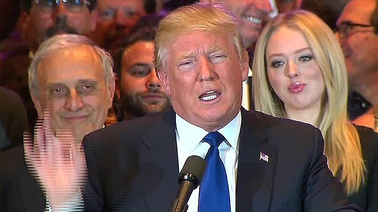 Trump wins big in New York