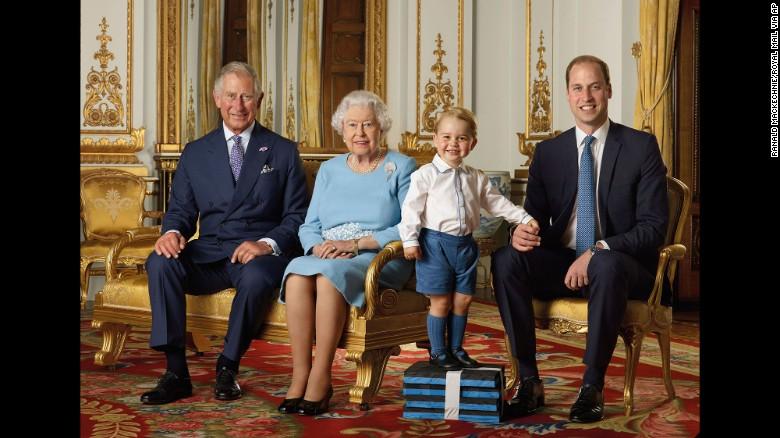 New stamps mark Queen Elizabeth's 90th birthday