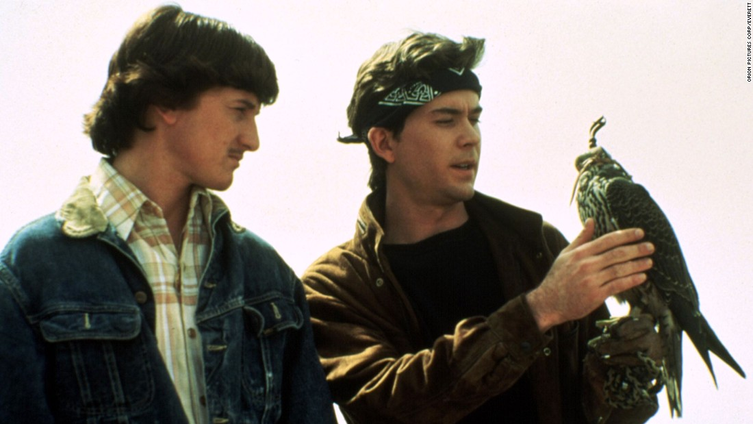 "Two boyhood friends in Southern California played by Sean Penn and Timothy Hutton, become unlikely spies for the Soviets in 1985's ""The Falcon and the Snowman."" The drama centers around a<strong> </strong>disillusioned defense employee who conspires with his boyhood drug dealer friend to sell U.S. intelligence information. Based on the true story of Christopher Boyce, he learns the ugly truth of global intelligence warfare from the inside, making this '80s Cold War film well worth seeing. Also, it's one of Penn's best early film performances in a dramatic role."