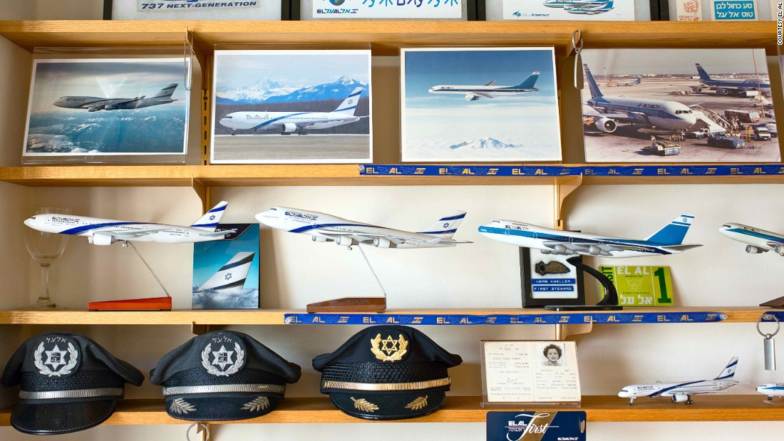 Currently, Goldman is working on digitizing his collection, so that aviation enthusiasts the world over can appreciate the historical significance of his items.