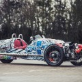 pobangcolour morgan 3 wheeler