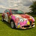 Louise Dear's Alfa Romeo
