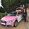 Damien Hirst Audi A1