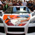 Gumpert Apollo tattoo car