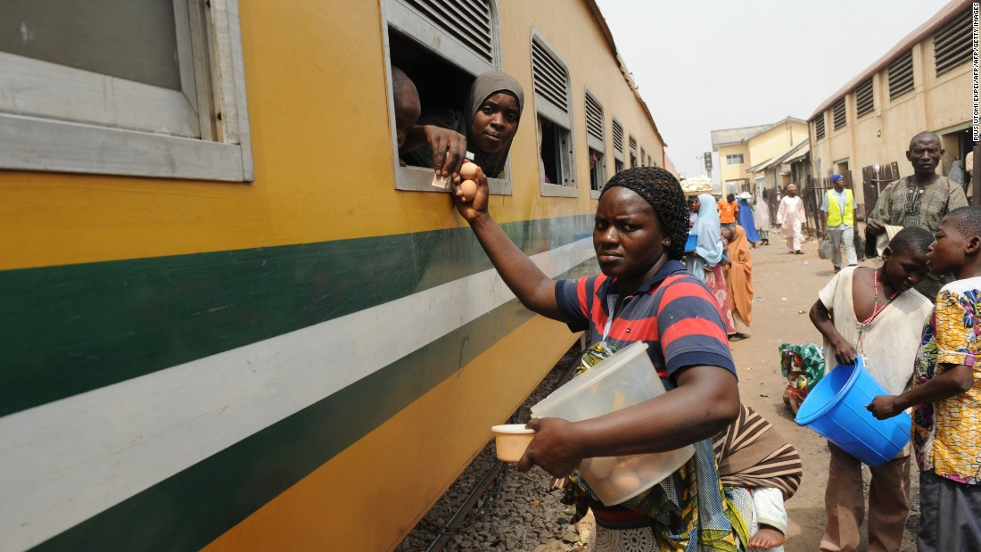China's largest commitments in Africa are to infrastructure projects, such as Nigeria's $8.3 billion Lagos-Kano rail line, largely funded through Chinese loans.