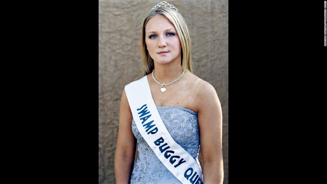 The Swamp Buggy Queen Pageant is held every April, and one contestant is chosen to preside over all race-related activities.