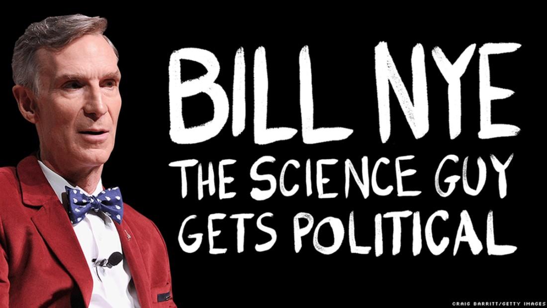 Bill Nye the Science Guy slams Donald Trump, Republicans ...