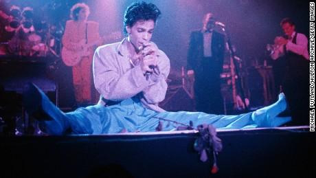 Prince London 1986