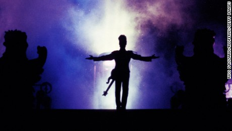 Prince an icon who stayed close to his roots