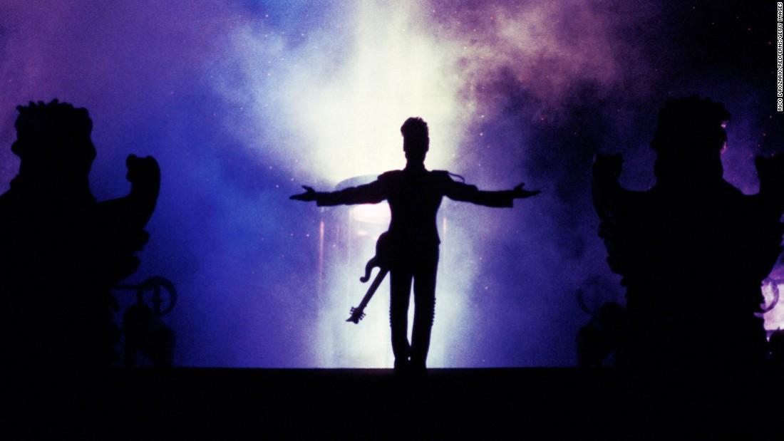 Prince, 1990.