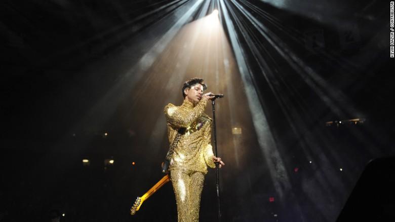 Superstar Prince dies at 57