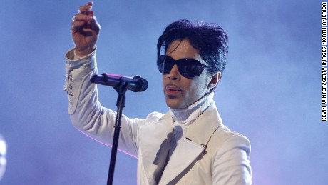 Prince's bodyguard: He wasn't taking drugs