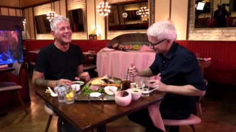 Bourdain on Buenos Aires: Meat, meat and more meat