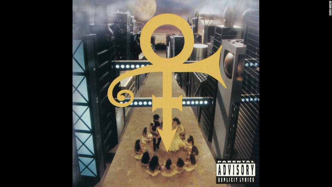 """""""Love Symbol Album"""" (1992)"""
