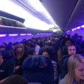 Delta Flight purple lighting prince