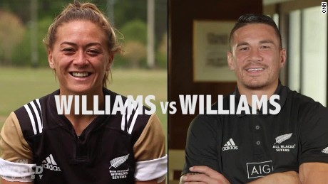 Sonny Bill Williams vs Niall Williams: Sibling rivalry?