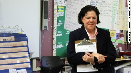 Diane Daprocida is principal of P.S. 94 in the Bronx.