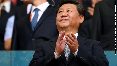 President Xi Jinping has consolidated his grip on power during his anti-corruption drive.