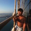HK bamboo scaffolding