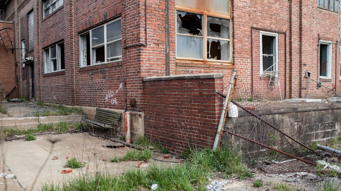 The old Pemco porcelain-enameling factory in Bayview has been vacant for nearly a decade. Once an important industrial hub, Baltimore saw many companies depart for cheaper labor in the South or abroad. <br /> <br />